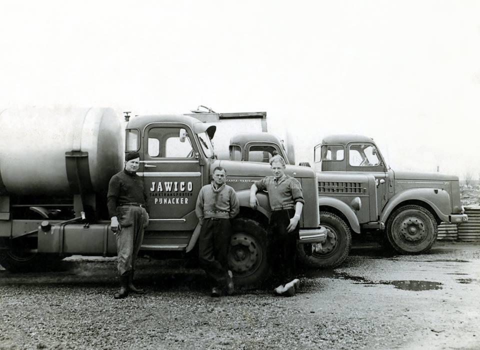 Scania-Topedo