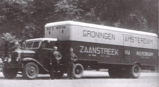 Minerva-Truck