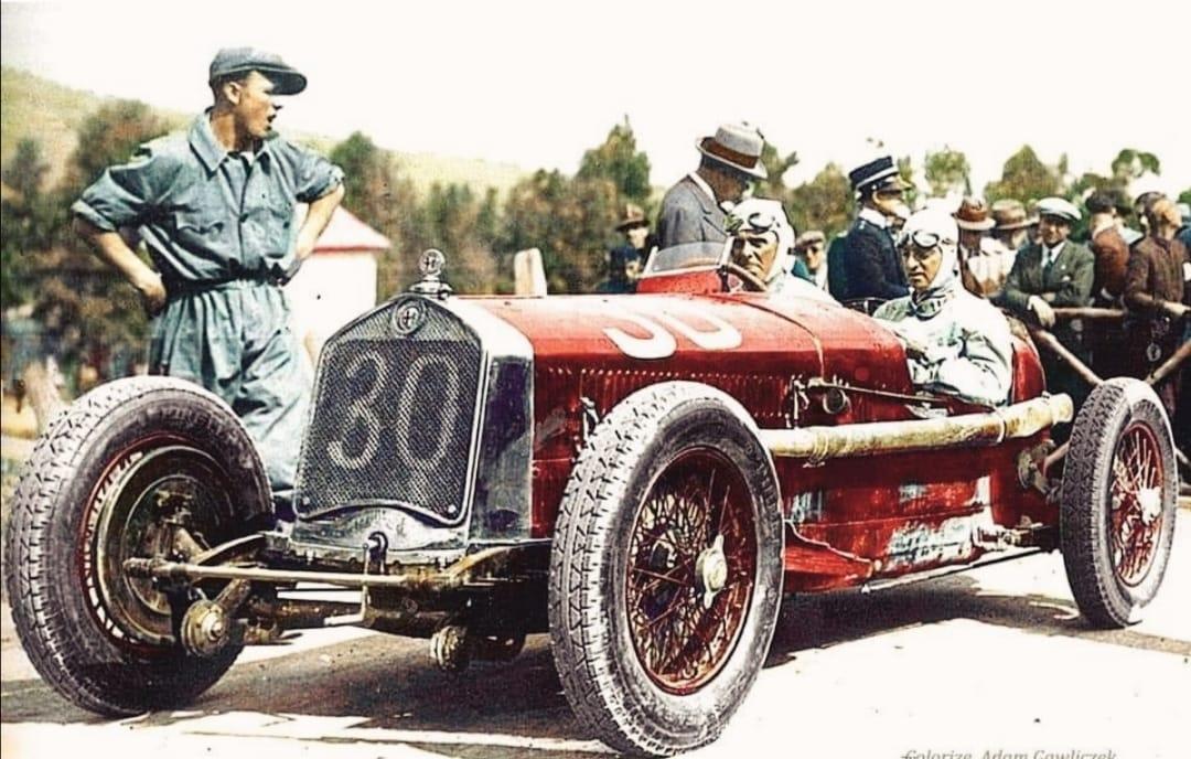 Alfa-Romeo-P2-Targa-Florio-Maggio-1930