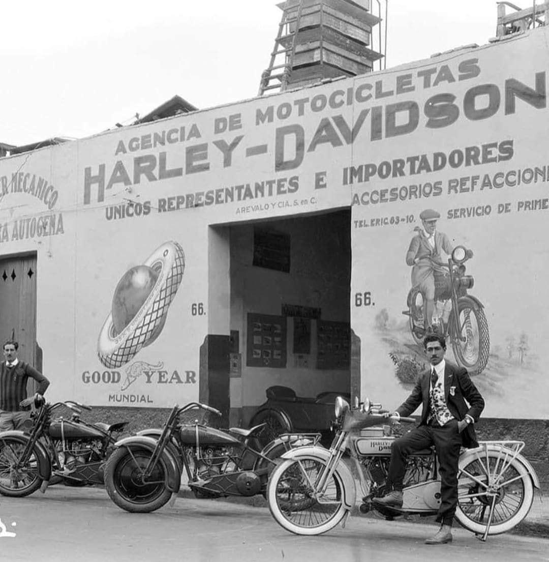 Harley-Davidson-Dealer
