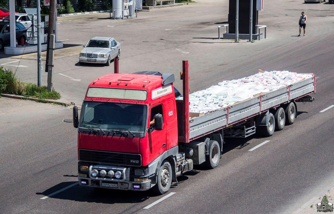 Kazachstan--Volvo