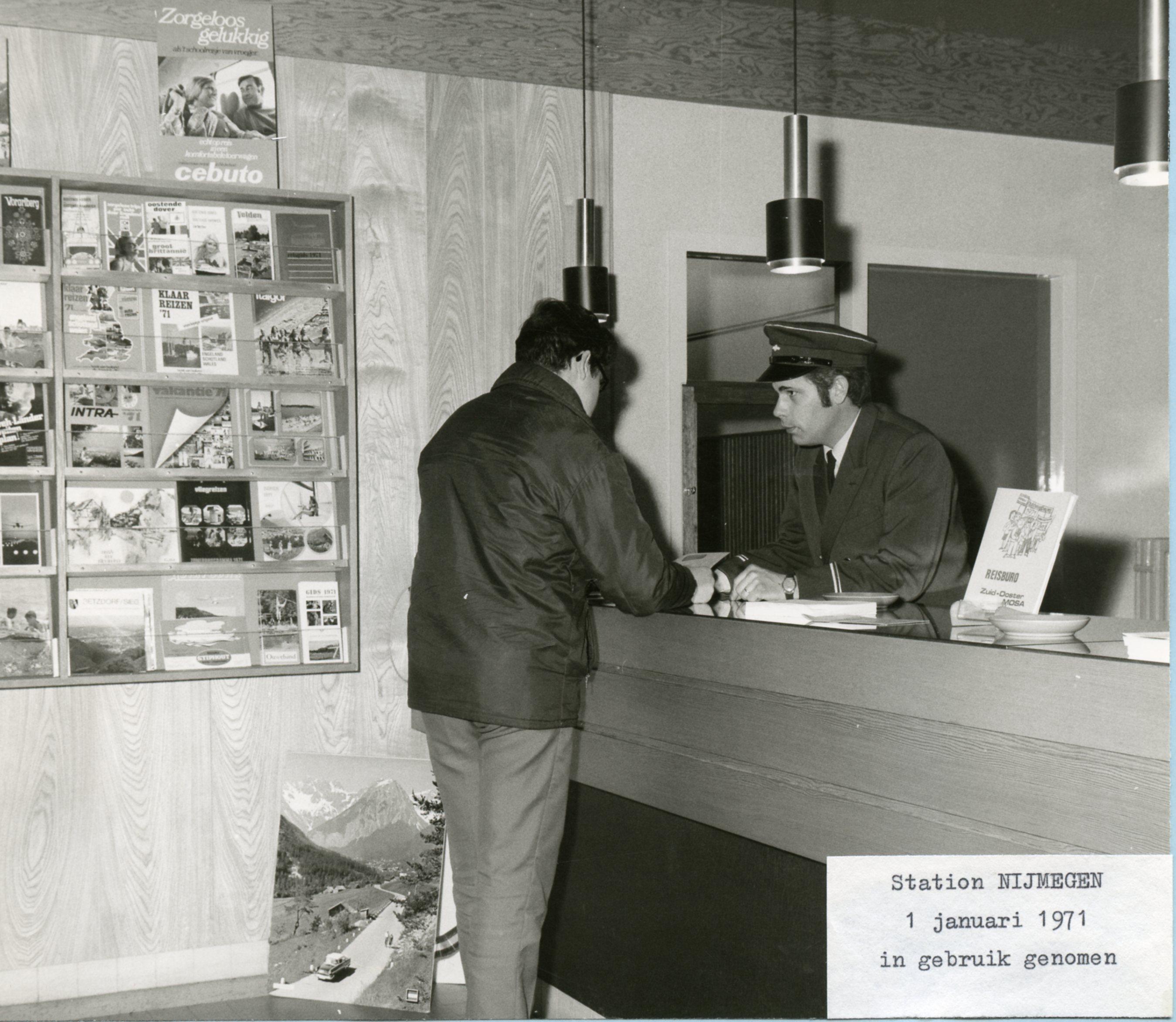 1971-Station-Mosa--Nijmegen