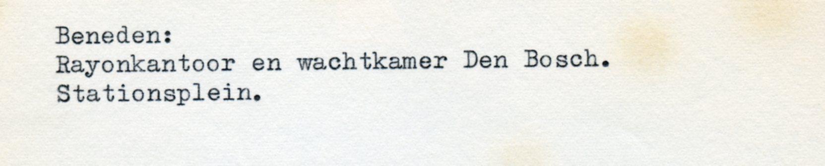 Den-Bosch-Rayon-wachtkamer