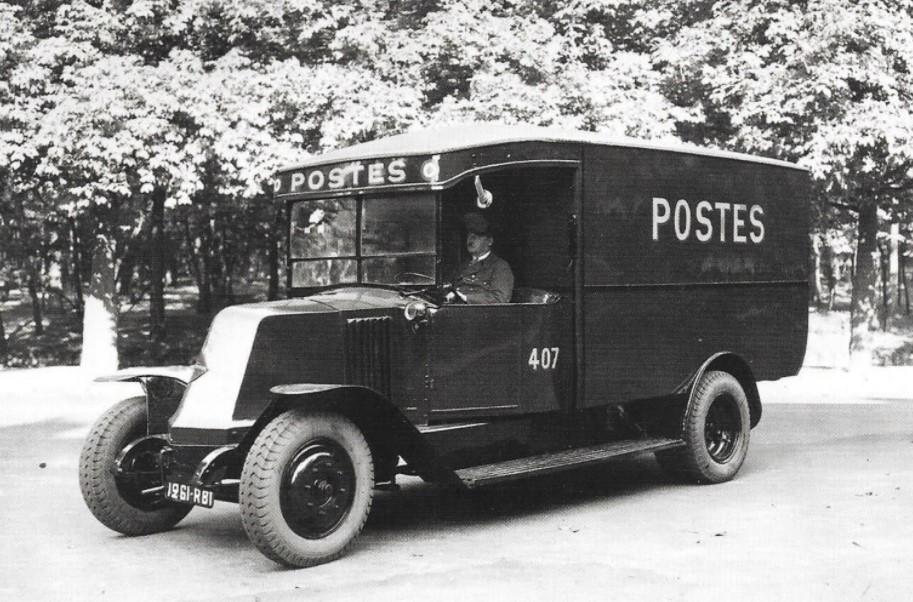 Renault-Postes