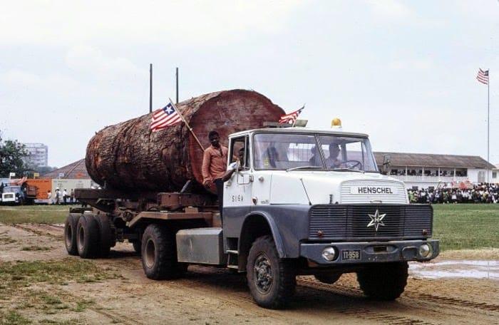 Henschel-Liberia