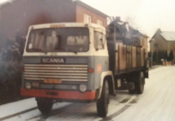 Scania-86-Jo-Louvenberg-zijn-eerste