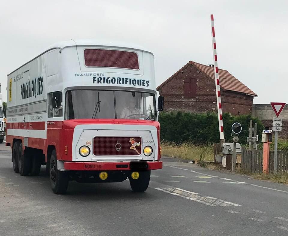 Berliet-Verdier-Frigorifiques