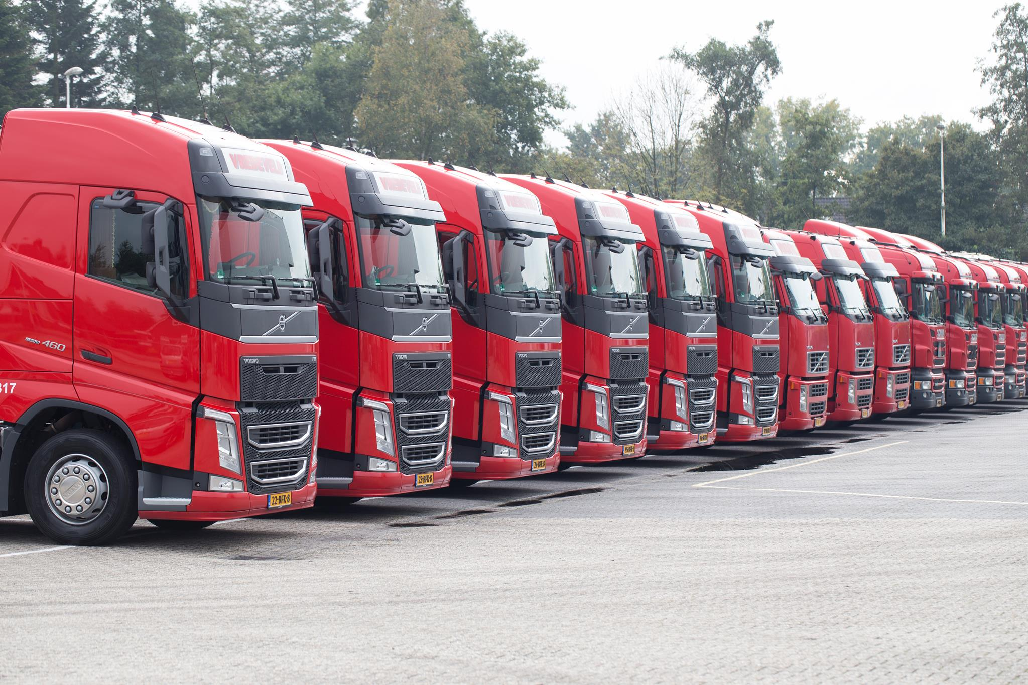 Volvo-line-up