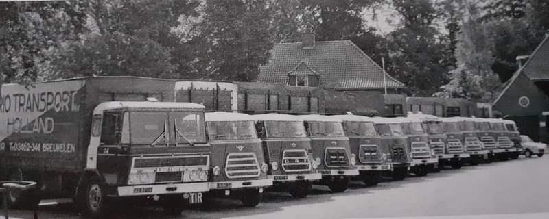 DAF-line-up