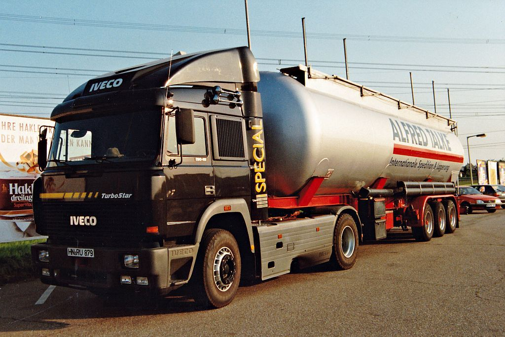 Iveco-charter
