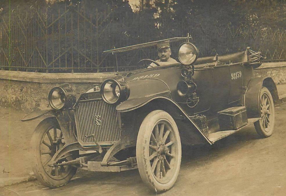 Rochet-Schneider--car