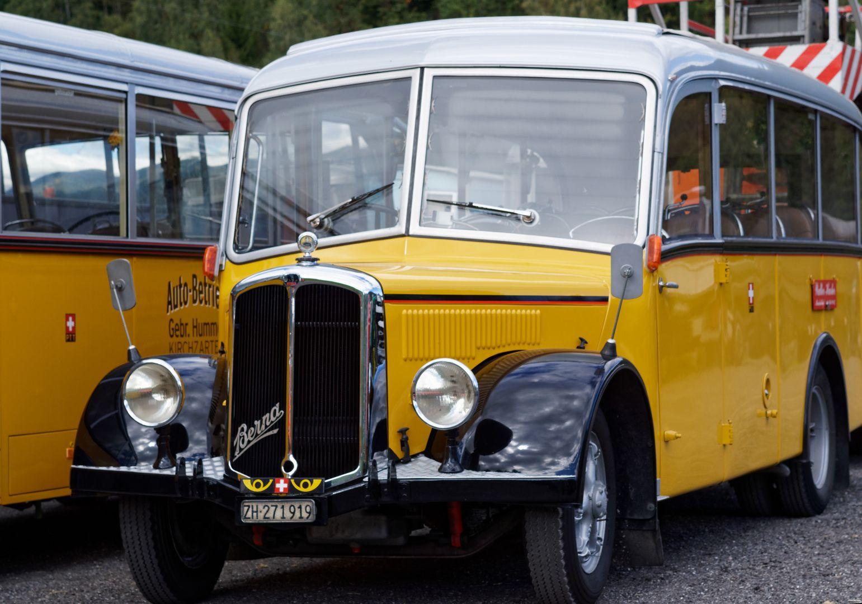 Berna-alpenwagen