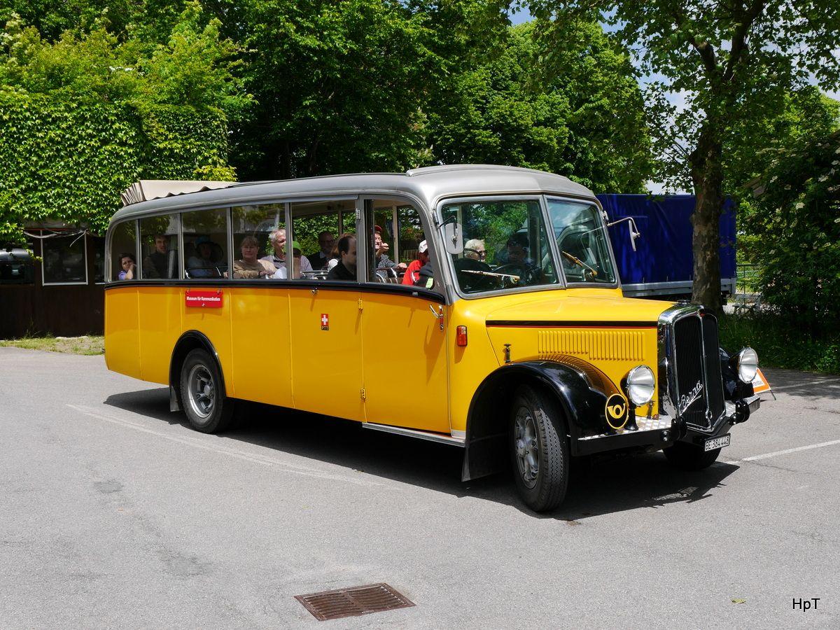 Berna-unterwegs