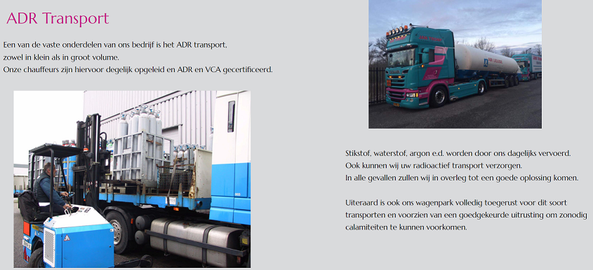 ADR-Transport