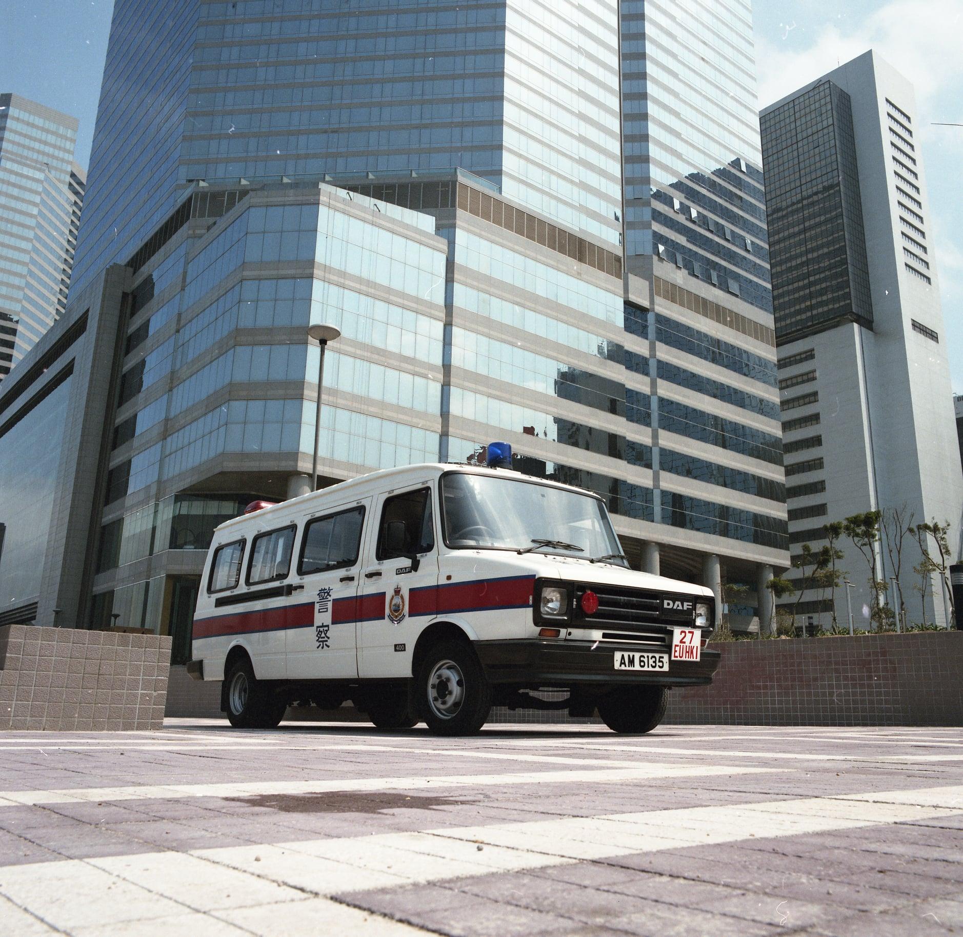 DAF-ambulanche-Hongkong