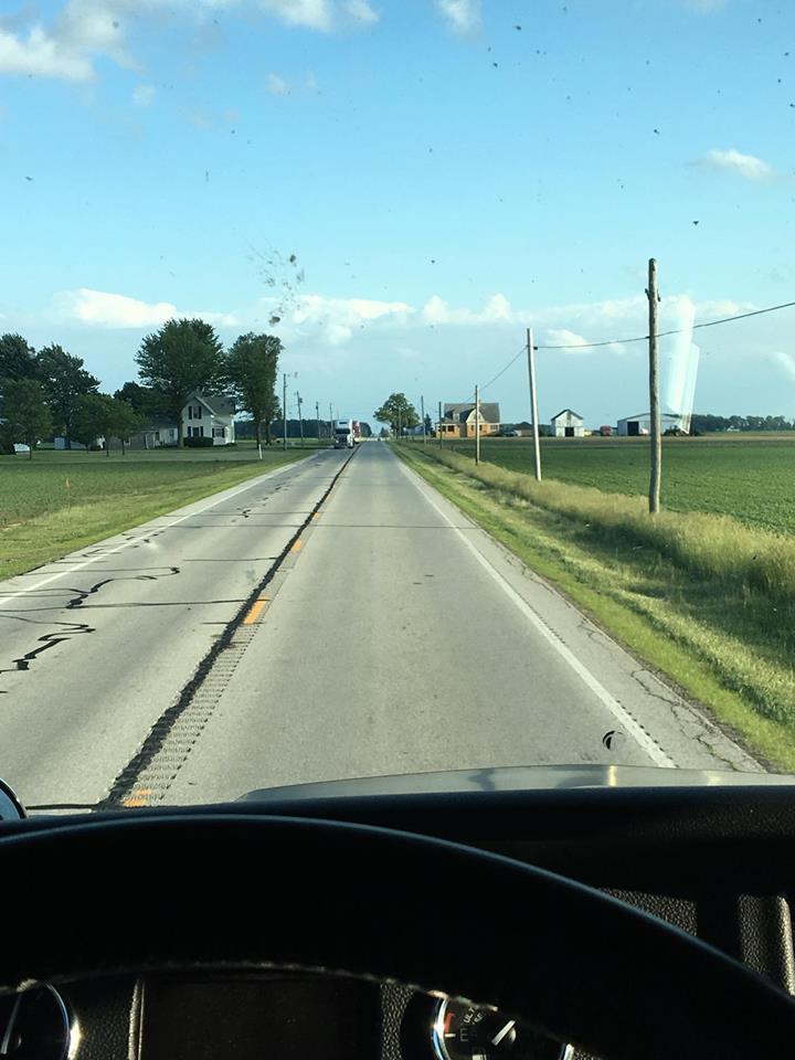 Roberto-Muto--8-6-2018-Eerste-rit-naar-de-US-gereden--Kalamazoo-Michigan-Cincinnati-Ohio-naar-Indianapolis-Indiana-5