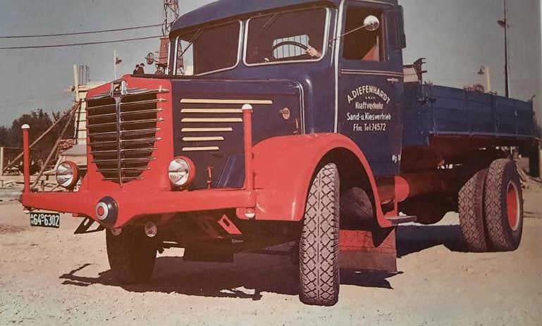 Bussing-NAG-4X2