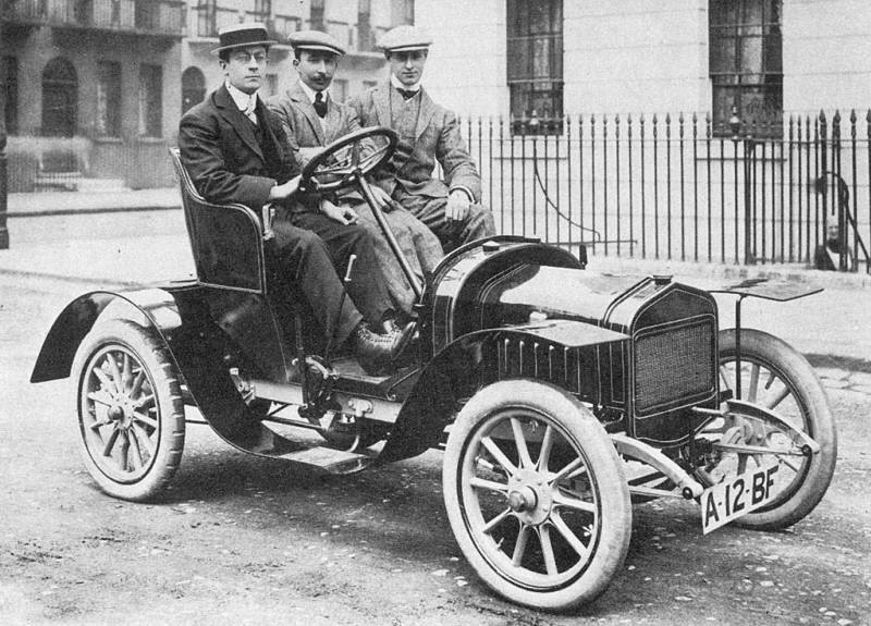 1906-Delage-type-A-the-first-car