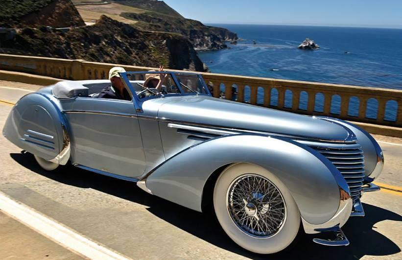 1937-Delahaye-145-Franay-Cabriolet