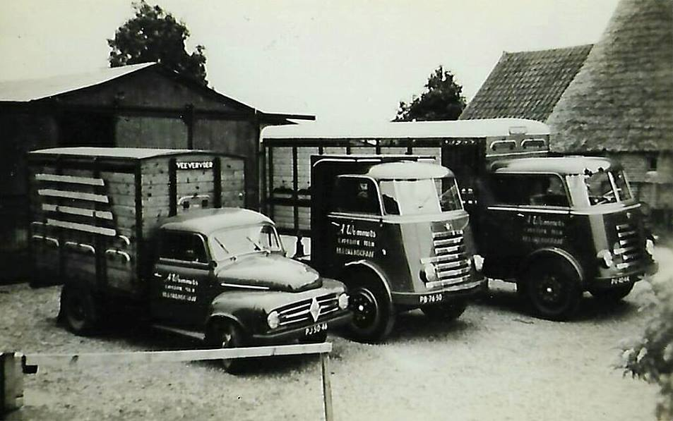 1961-Bleskensgraaf-Borgward-B1500-Daf