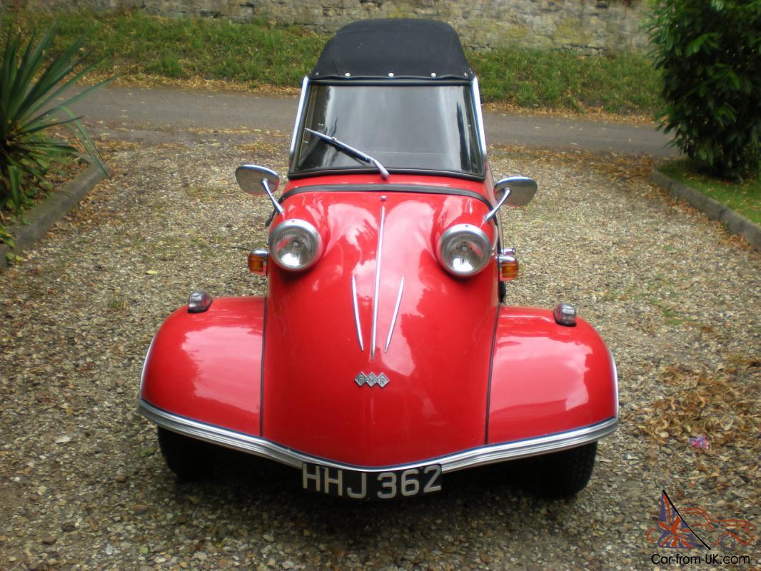 Messerschmidt-KR-200--1957