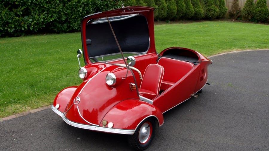 Messerschmidt-KR-200-1957