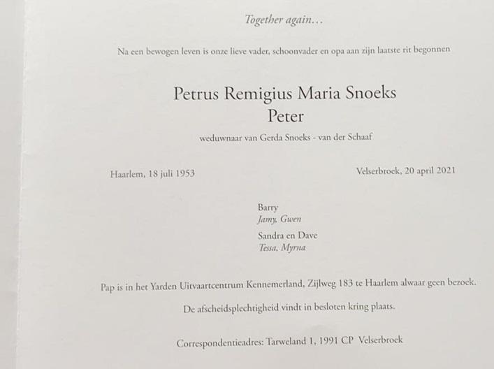 Peter-Snoeks-R-I-P