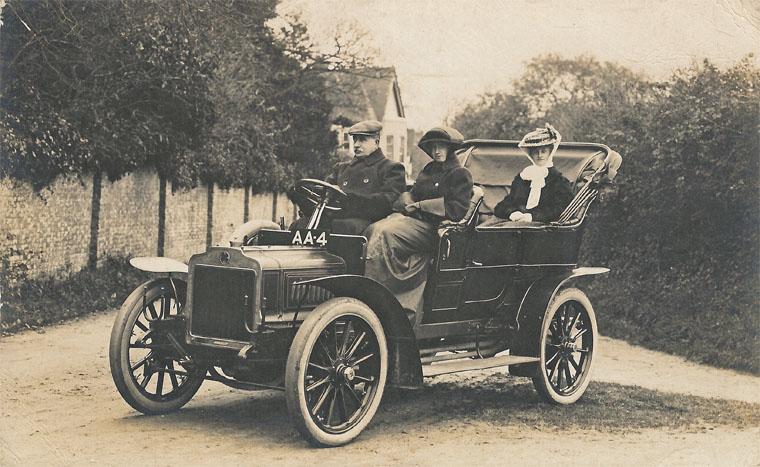 Brasier-Car