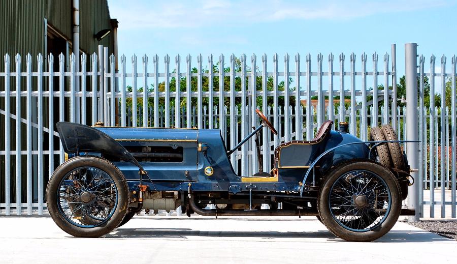 Brasier-Racing-car