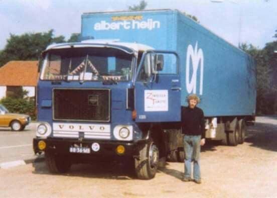 Appie-met-de-Volvo-F88-Harrie-Schreurs-archief