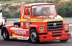 Renault-racer