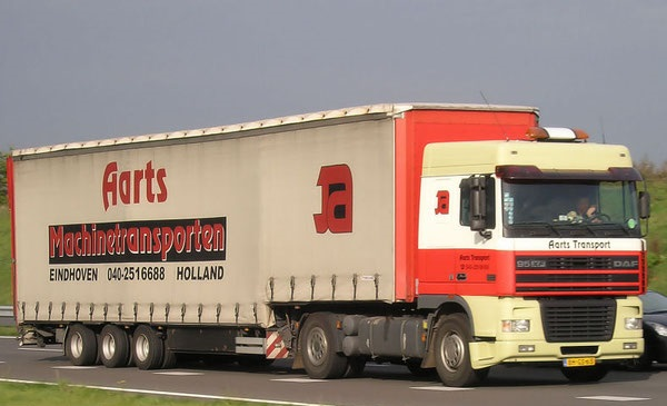Machine-Vervoer-DAF-XF