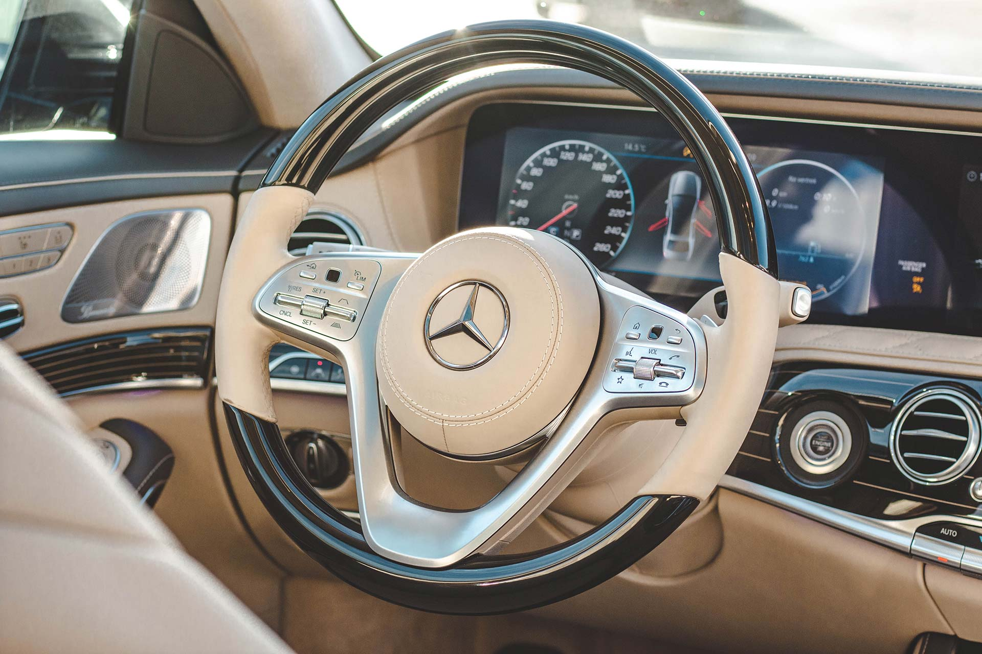 Mercedes-S-class-stuur