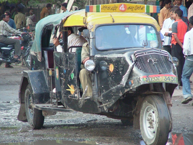 Tempo-in-Gwalior