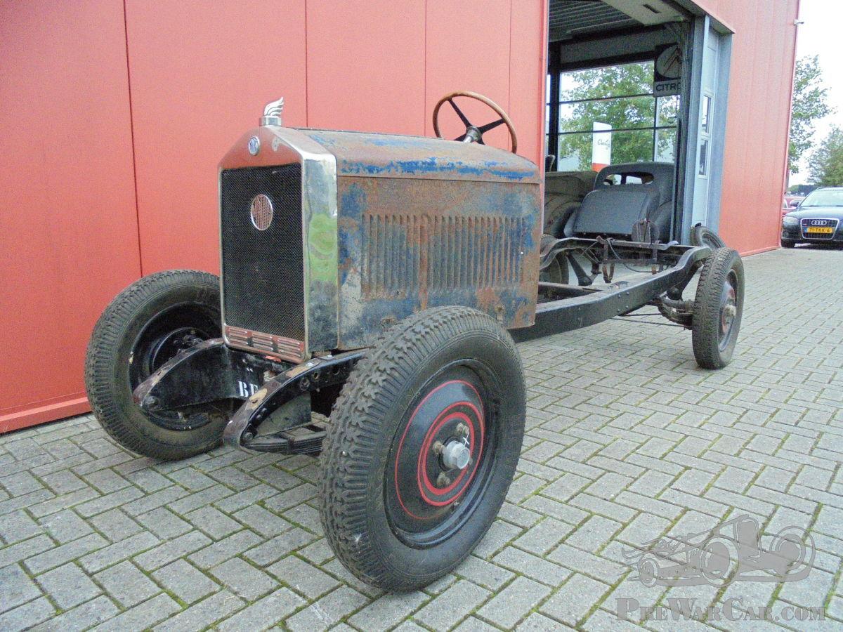 Mathis-9CV-1928-chassis