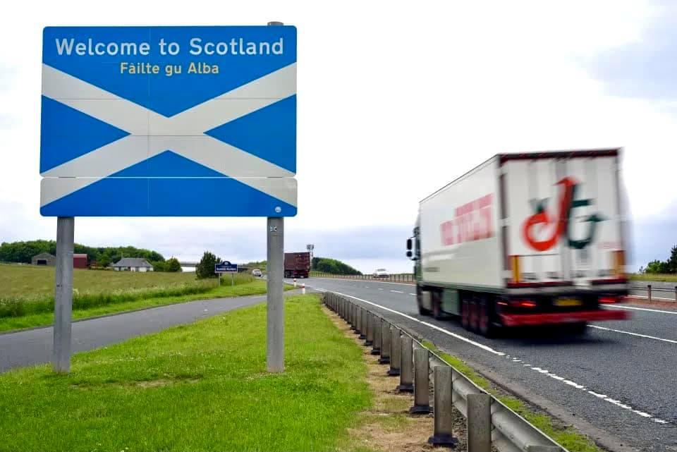 Daf-in-Schotland