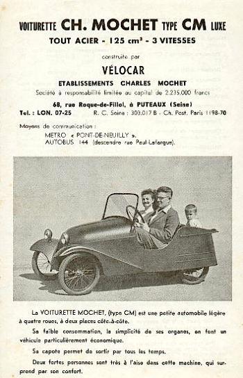 mochet-1951-advert