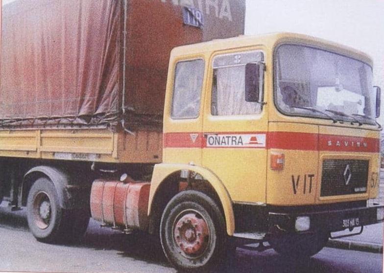 Saviem-1970-Turkije