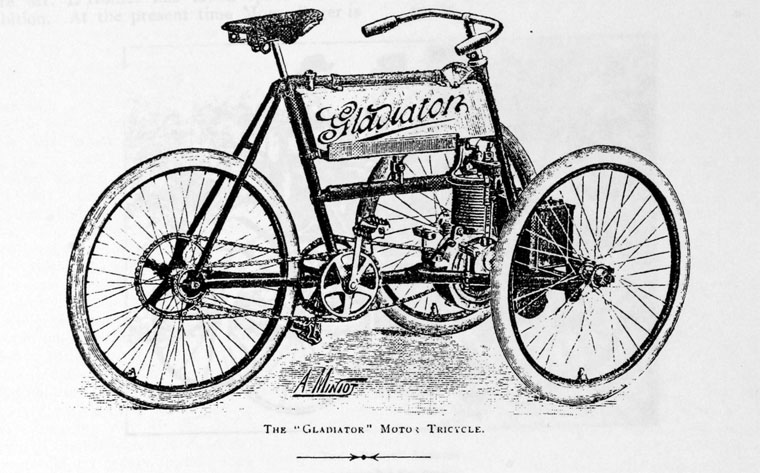 Moto-Tricycle