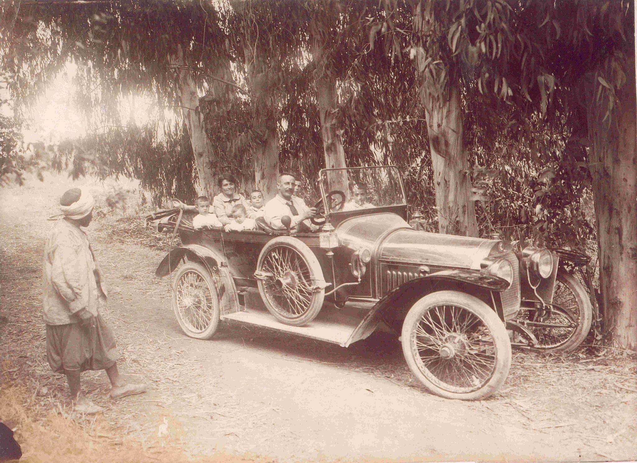 1913-en-Algerie