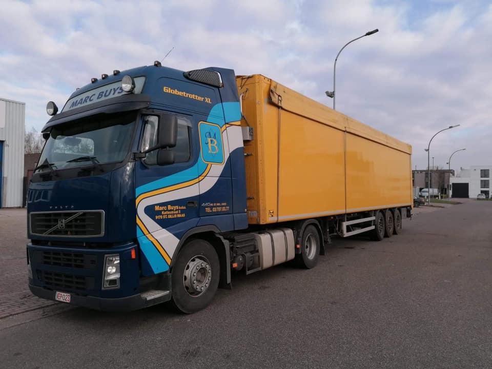 Volvo-met-container