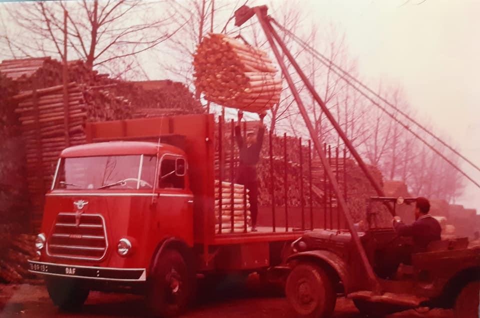 DAF-hout-transport