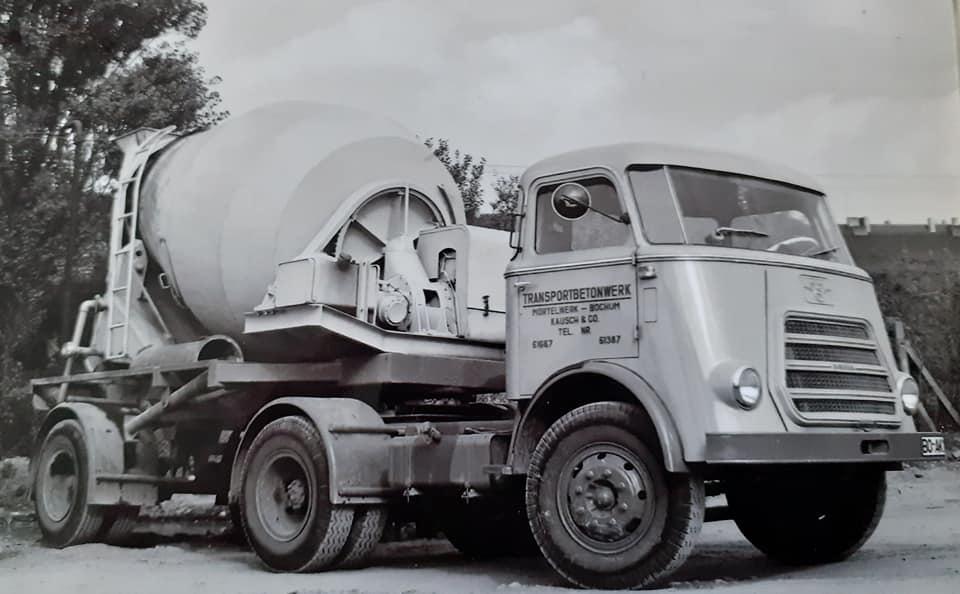 DAF-met-beton-mixer