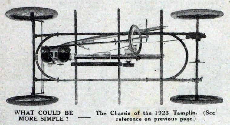 1922-Chassis-CyCar-Tamplin