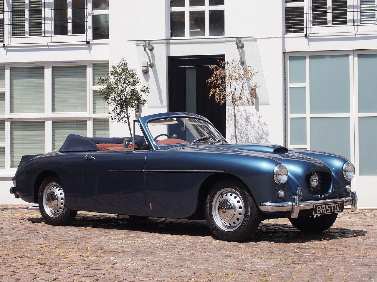 1956_Bristol_405_Drop_Head_Coupe