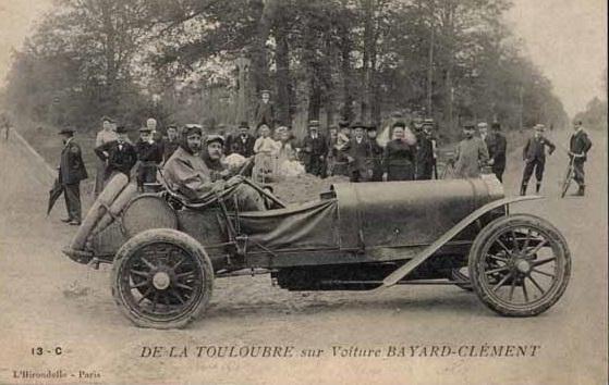 1909--Bayard-Clement--racing