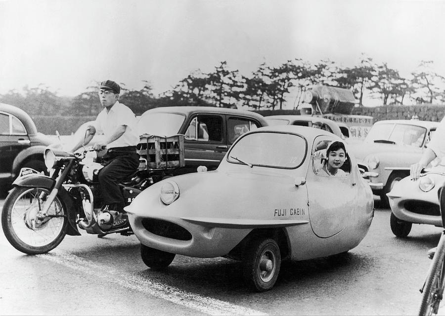 Fuji-cabine-model-5-A-1955