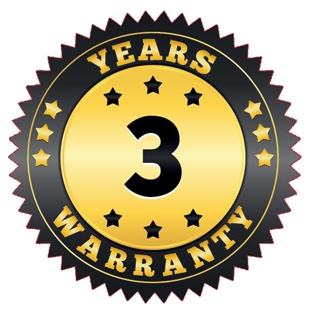 garantie logo 3 jaar