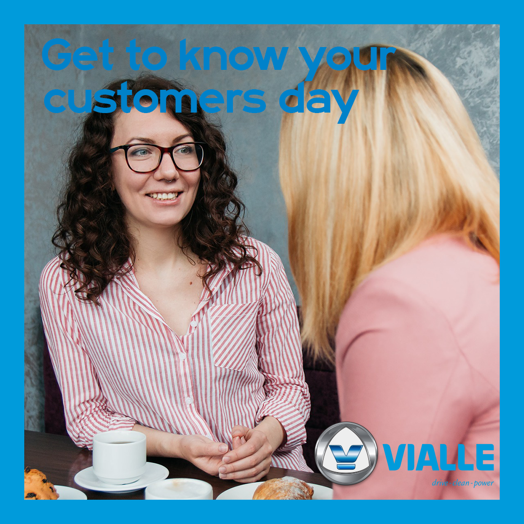 Get to know your customers day July 2020