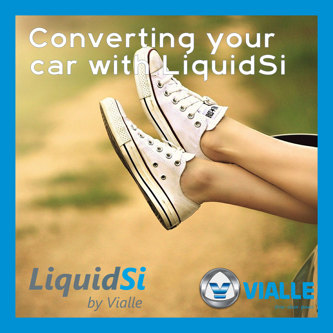 Converting your car with LiquidSi